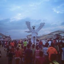 Chale Wote festival, Accra 2015