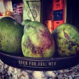 Beautiful mangoes in Busua