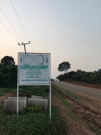 Visiting the Centre for No-Till Agriculture in Ashanti Region, Ghana